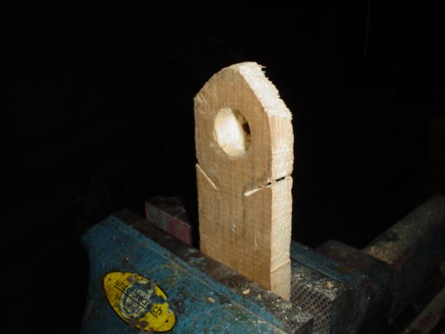 Como hacer una pipa,[madera]